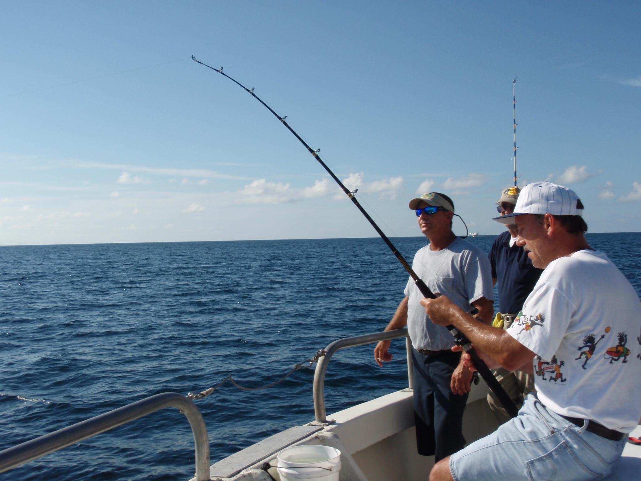 Deep Sea Fishing In South Palm Beach County
