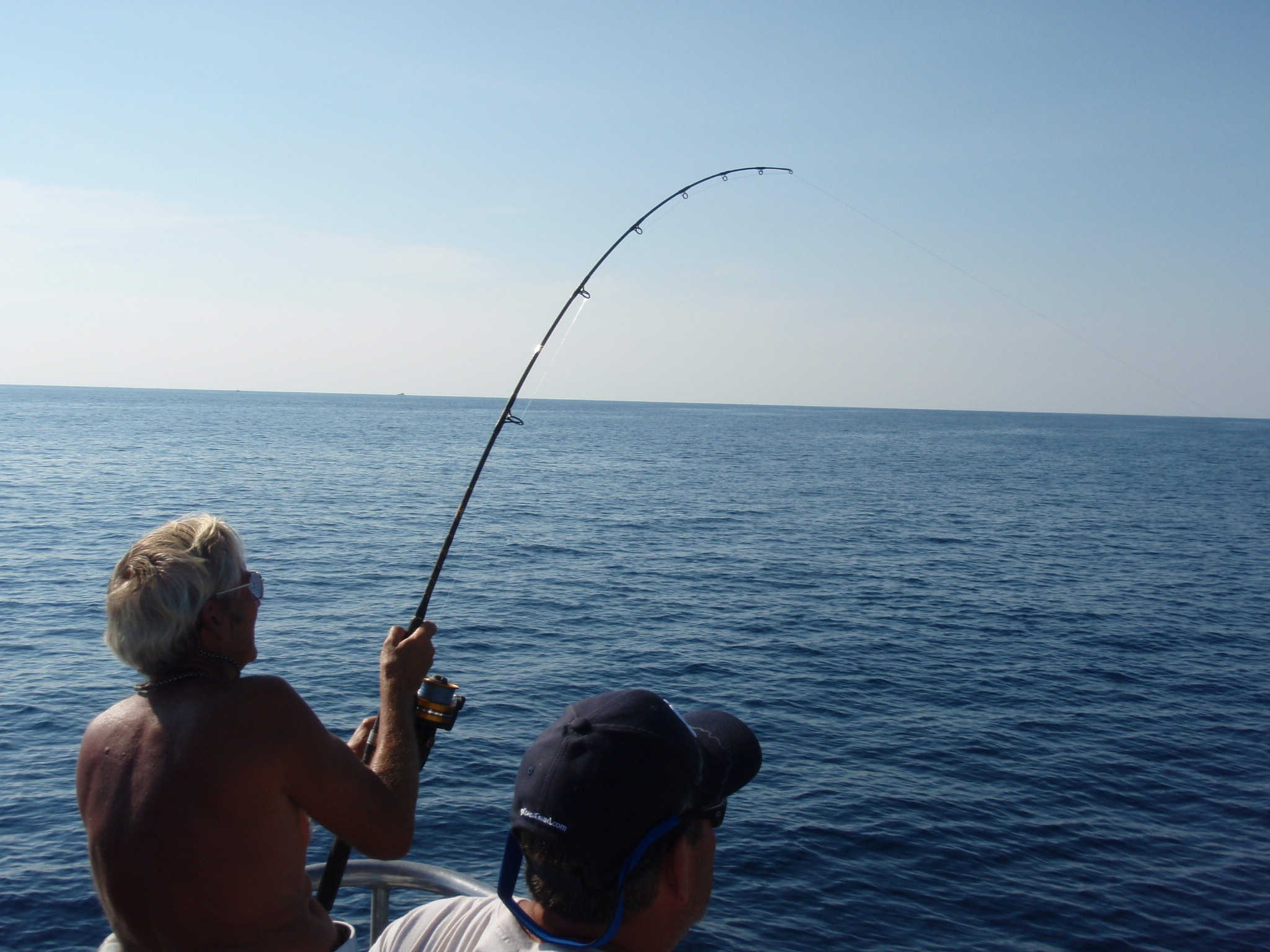 Delray beach drift fishing bar jack fishing and the lady for Delray beach fishing