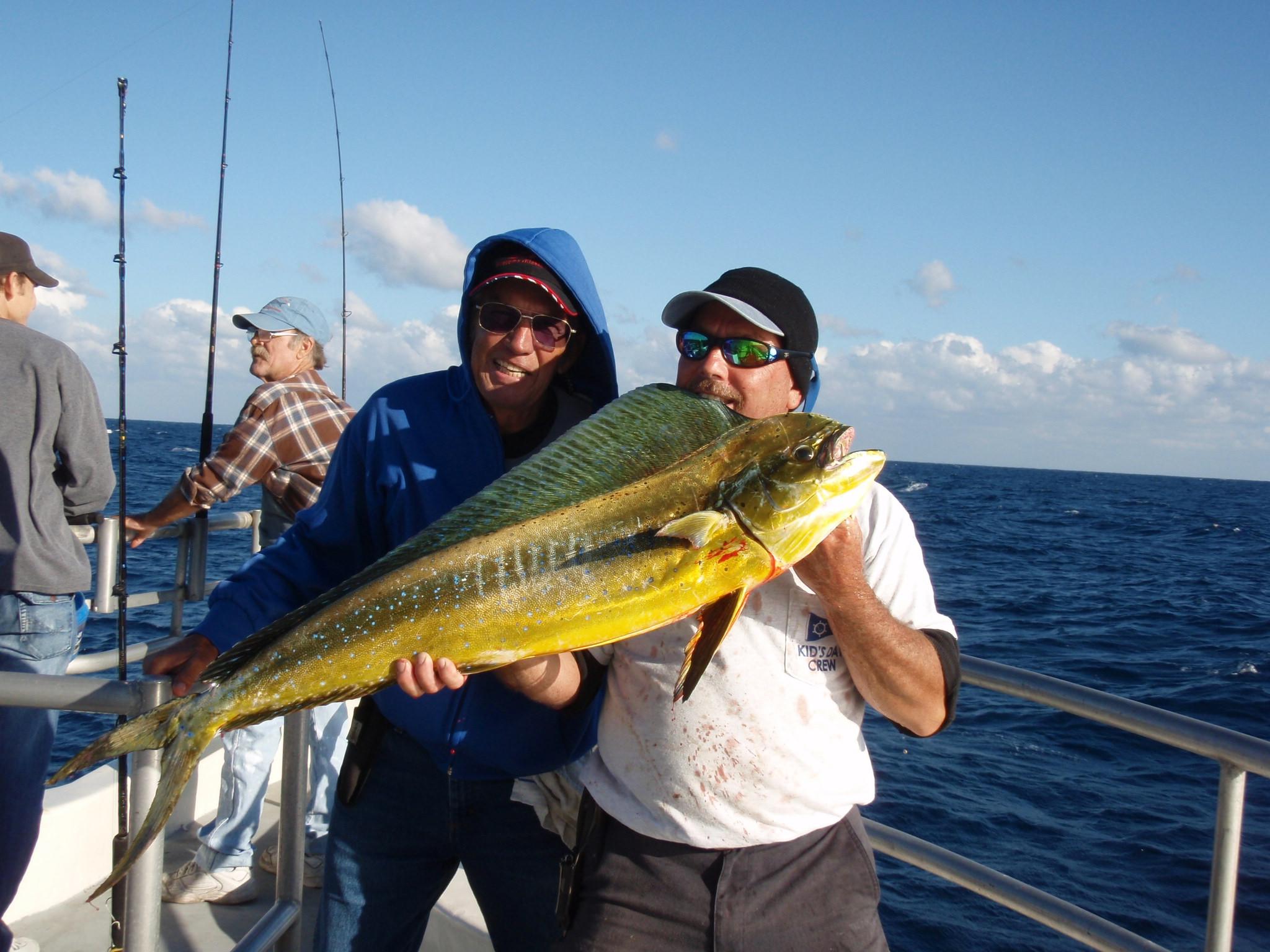 Fishing west palm beach bar jack fishing and the lady k for Deep sea fishing west palm beach