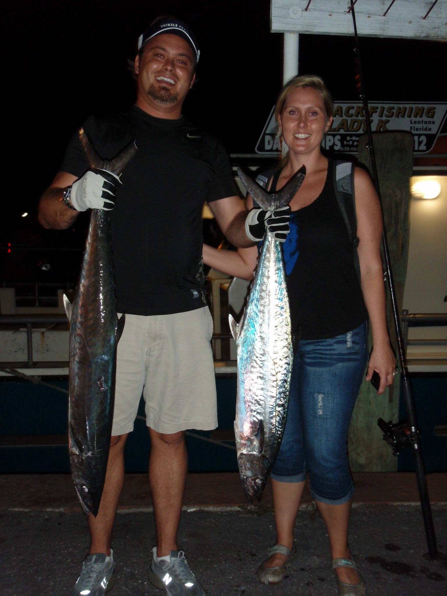 West palm beach fishing lessons bar jack fishing and the for Deep sea fishing west palm beach