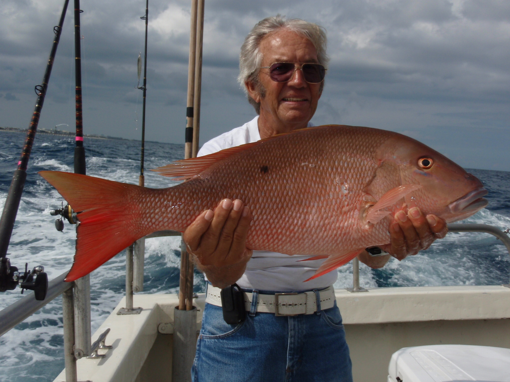 Boca raton fishing boats bar jack fishing and the lady k for Boca raton fishing