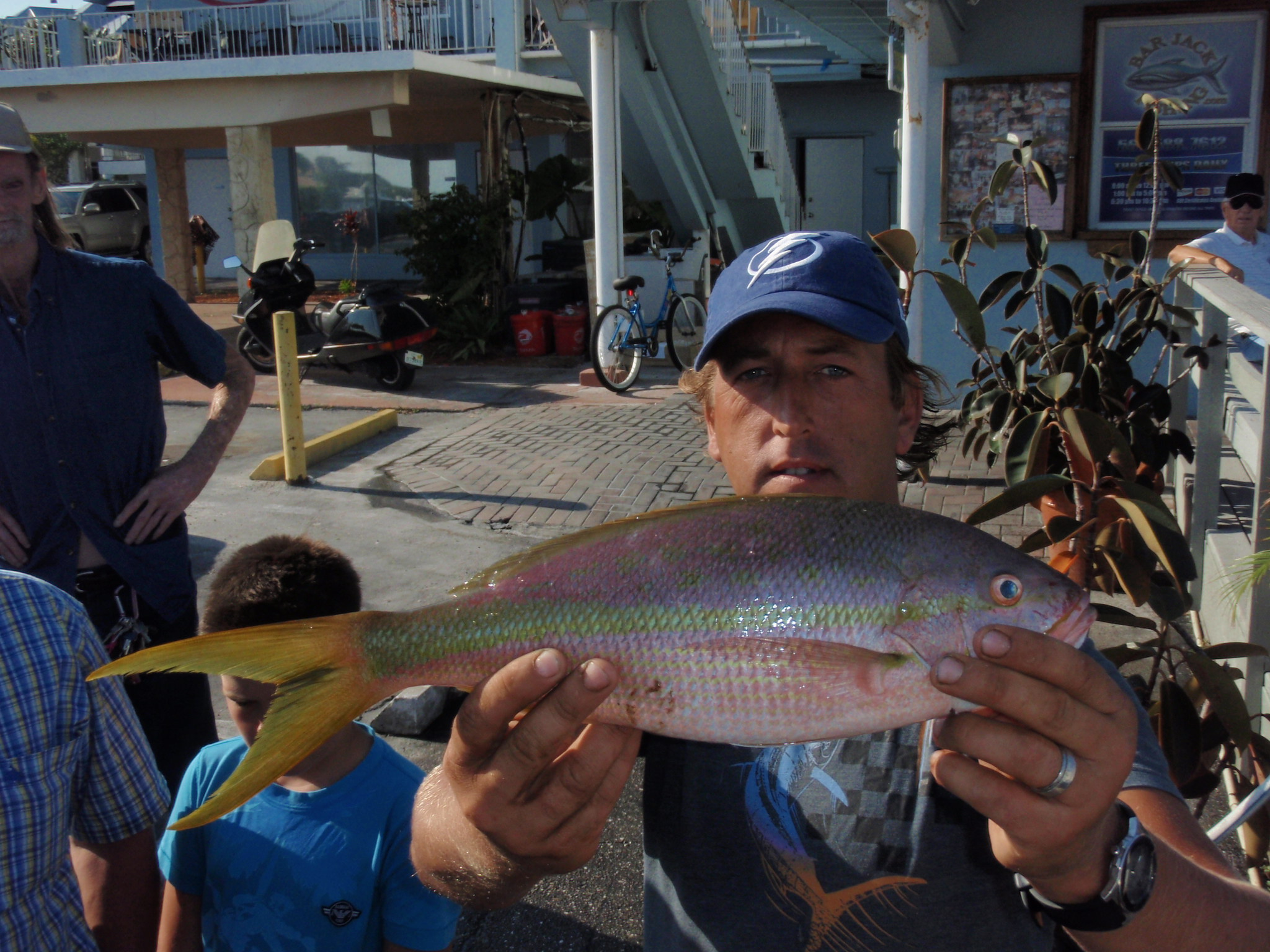Family party boat west palm beach bar jack fishing and for Deep sea fishing west palm beach