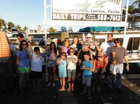 Drift Fishing Palm Beach