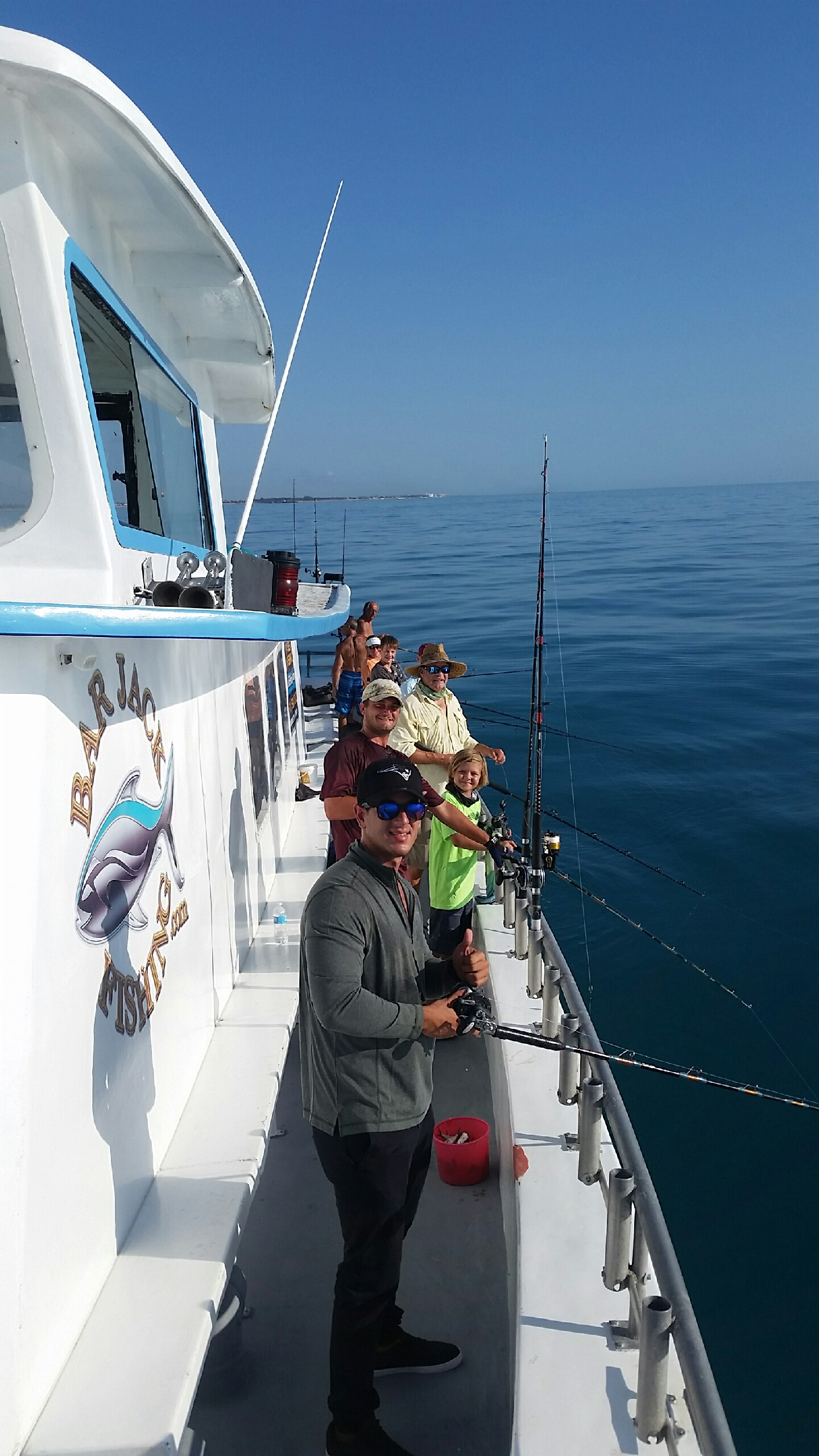 Night Fishing Charters West Palm Beach