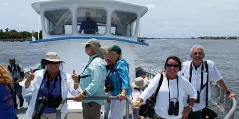 Audubon Everglades Pelagic Tour Charter
