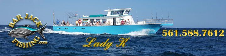 Bar Jack Fishing And The 70 Lady K Deep Sea Drift Fishing